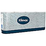 Papier toilette micro embossé Kleenex Ultra 200 3 épaisseurs   48 Rouleaux de 153 Feuilles