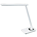Lampe de bureau LED Aluminor Bob Blanc