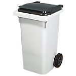 Conteneur à déchets Rossignol Korok 120 HDPE, Caoutchouc Gris 48,3 x 926 x 480 cm