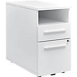 Poste de travail Gautier Office TopLine 800 x 420 x 740 mm Blanc