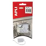 Étiquettes APLI Agipa Blanc 15 x 24 mm 200 Unités