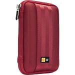 Étui pour disque dur Case Logic QHDC 101 Rouge