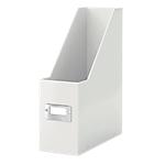 Porte revues Leitz Click & store WOW Blanc