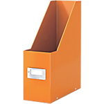 Porte revues Leitz Orange