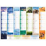 Calendrier Bancolor 2020 40,5 x 55 cm