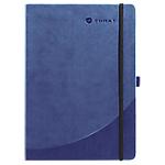 Cahier broché   Foray   A6   ligné   couverture rigide   192 pages