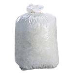 Sacs poubelle 100 L Blanc 86 x 82 cm   200 Unités