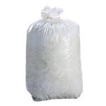 Sacs poubelle 130 L Blanc 115 x 82 cm   200 Unités