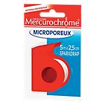 Sparadrap Soft Mercurochrome 2,5 cm x 2,5 cm