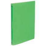 Classeur cahier Propyglass Viquel 25 mm Polypropylene translucide 4 anneaux A4 Vert