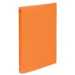 Classeur cahier Propyglass Viquel 25 mm Polypropylene translucide 4 anneaux A4 Orange