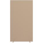 Cloison amovible Paperflow 940 x 1740 mm Beige