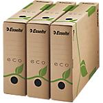 Boîtes d'archives Esselte Eco Marron 8 x 23,3 x 32,7 cm 25 Unités