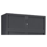 Module d'extension pour armoire haute Pierre Henry GC0412 Acier, polypropylène 1200 x 430 x 440 mm Anthracite