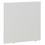 Coté de finition pour comptoir banque d'angle 90° Gautier Office 71 (L) x 2 (P) x 70 (H) cm Blanc