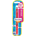 Stylo bille Paper Mate QUATRO French Connexion Rouge