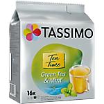 Dosettes de Thé vert à la menthe Tassimo