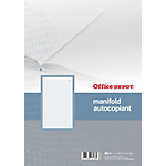 Manifold autocopiant Office Depot Dupli A4 57 g