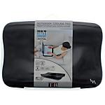 Support de refroidissement PC Portable T'nB Coolinpad1 16 po 40 x 3,5 x 27 cm Noir