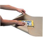 Rouleau de papier 1000 mm x 250 m Kraft