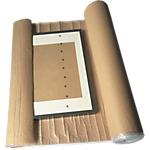Rouleau de papier 700 mm Kraft