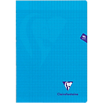 Cahier Clairefontaine A4 Mimesys 96 Pages Papier Bleu