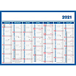 Calendrier Direct Mini 2020 19 x 26,5 cm