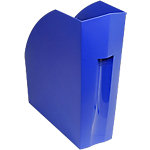 Portes revues Exacompta Forever PP Bleu