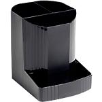 Pot à crayons Exacompta Ecoblack Noir