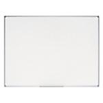 Tableau blanc magnétique Bi Office Earth Premium Émail Magnétique 120 x 90 cm