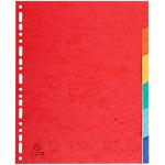 Intercalaires Exacompta Carte lustrée véritable A4+ 400 g