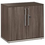 Armoire basse portes battantes 1 Gautier Office Vermont 800 x 450 x 750 mm