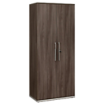 Armoire haute portes battantes 4 Gautier Office Vermont 800 x 450 x 1 880 mm