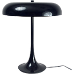 Lampe de bureau Fluorescent Aluminor Madison Noir