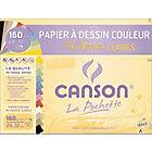 Feuilles à dessin Canson 200002789 160 g