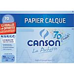 Papier calque Canson 200006565 A4 70 g
