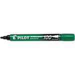 Marqueur permanent Pilot 100 Ogive Vert