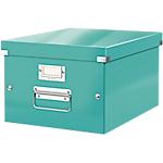 Boîte de rangement Leitz WOW Click & store Menthe 28,1 x 37 x 20 cm