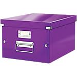 Boîte de rangement Leitz Click & store Violet