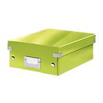 Boîte à compartiments Leitz Click & Store Vert