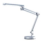 Lampe de bureau LED Styro Hansa Gris