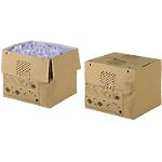 Sacs en papier recyclé pour destructeur Auto+200X Rexel 32 L   20 Unités