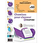 Chemise à 3 rabats SMARTFOLDER 140302 A7 80 g