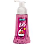 Savon à mains liquide Palmolive Framboise jusqu'a 200 lavages de mains Magic Pouss Mouss 250 ml