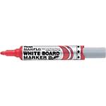 Marqueur pour tableaux blancs Pentel Maxiflo Ogive 2.5 mm Rouge