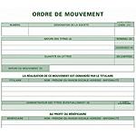 Ordre de mouvement de titres Exacompta 919E A4+ 25 Unités de 25 Feuilles