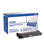 Toner TN 2320 D'origine Brother Noir Noir