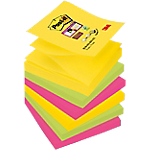 Notes repositionnables Post it Rio 76 (H)  x  76 (l) mm 70 g