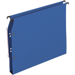 Dossiers supendus pour armoire Office Depot Bleu 25 Unités