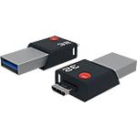 Clé USB OTG EMTEC T200 Mobile & Go 32 Go Noir